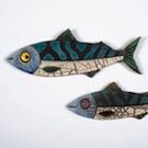 Raku mackerel